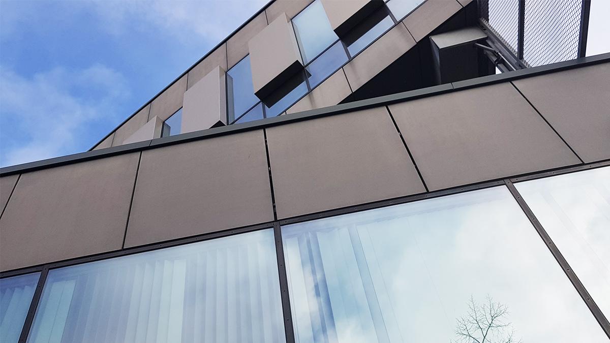 Corporate gebouw